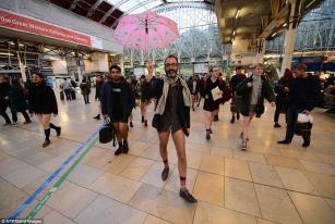 Ημέρα Χωρίς Παντελόνι στο μετρό - Οι «καλύτερες» εμφανίσεις σε όλο τον κόσμο (ΦΩΤΟ) (8)