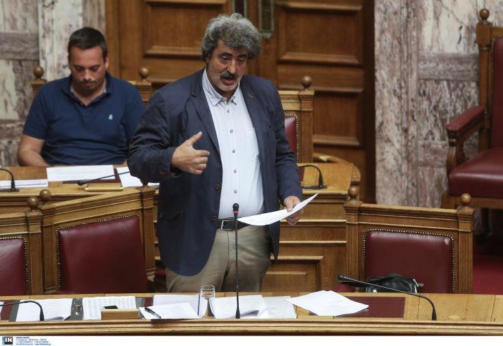 Πολάκης: Αυτή η κυβέρνηση θα καθαρίσει οριστικά το απόστημα της διαφθοράς που λέγεται ΚΕΕΛΠΝΟ
