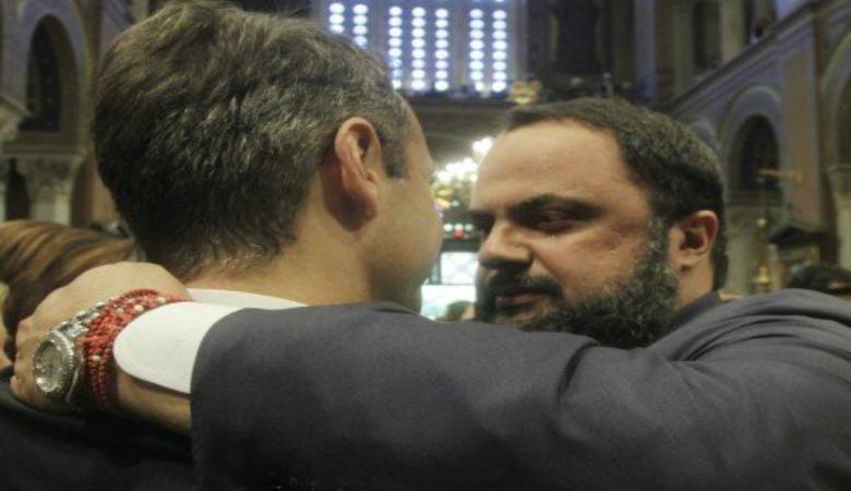 Όργανο πειθήνο του υπόδικου Μαρινάκη ο Μητσοτάκης! Θέλει το πρωτάθλημα καθ΄υπόδειξιν του Βαγγέλα