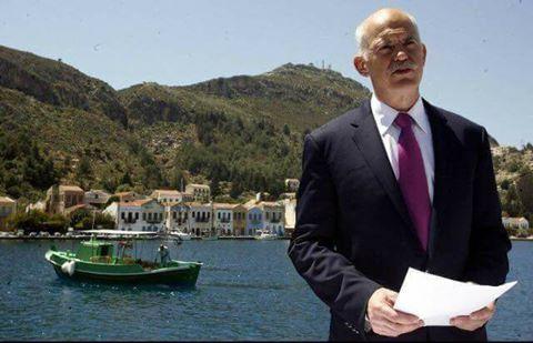Σαν σήμερα! ΓΑΠ Καστελόριζο-η αρχή των  σύγχρονων δεινών της Ελλάδας