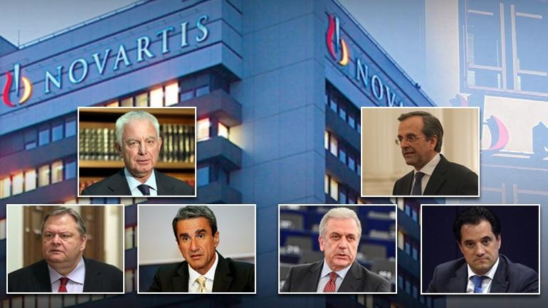 Novartis-Έρευνες στις ΗΠΑ για ξέπλυμα μαύρου χρήματος από τον Νίκο Μανιαδάκη [ΒΙΝΤΕΟ ΜΟΝΟ ΣΤΗΝ ΕΡΤ]
