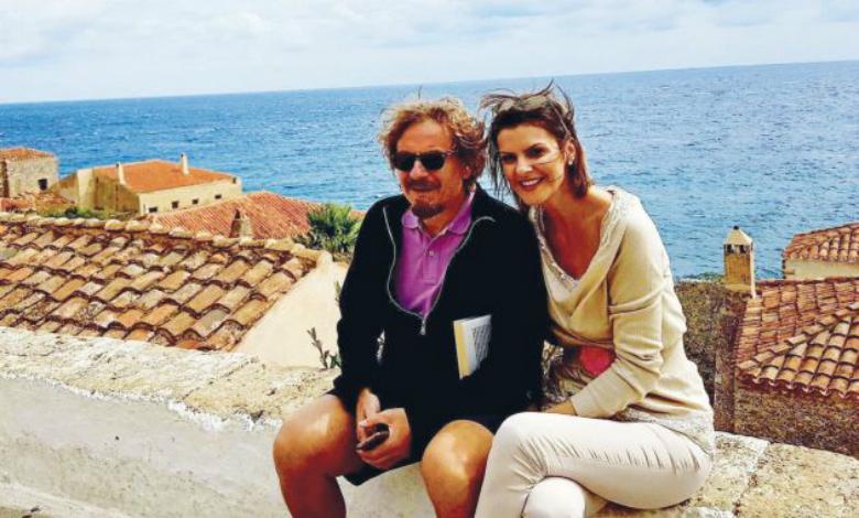 """Ο πρώην βουλευτής του ΠΑΣΟΚ, μετά μέλος της ΔΗΜΑΡ και παραλίγο του ΣΥΡΙΖΑ  παντρεύεται την  """"γαλάζια"""" Κατερίνα Μάρκου"""