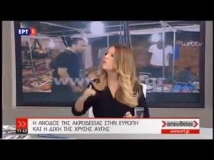 Αναστασία Γιάμαλη για την άνοδο της Ακροδεξιάς στην Ευρώπη και την Ελλάδα @AGiamali