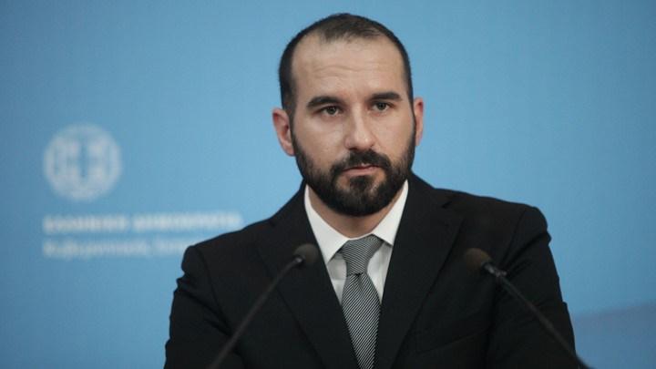 Ο Δημήτρης Τζανακόπουλος στο KONTRA