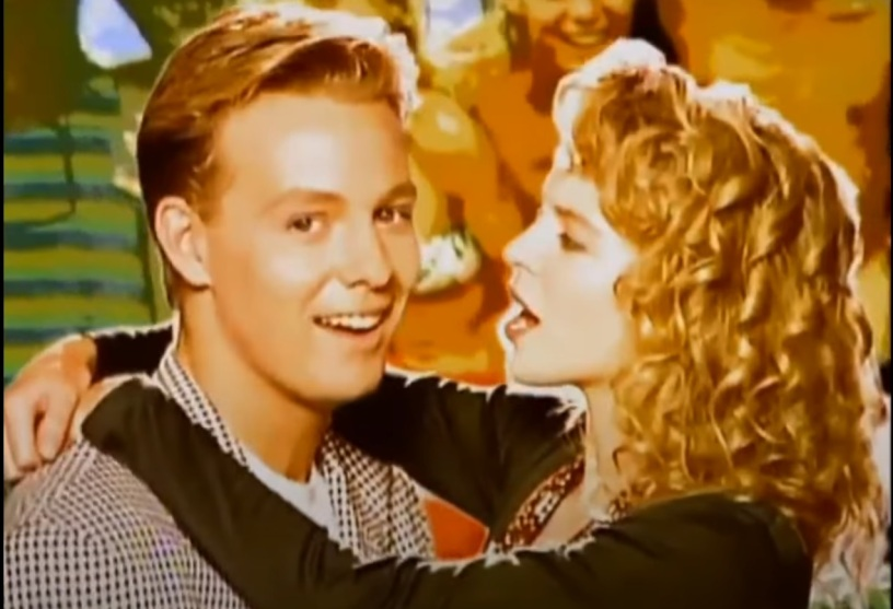 Kylie Minogue - Jason Donovan - Especially For You 2018 [1080p]