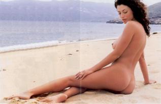 Η Δωροθέα Μερκούρη, η δική μας Bellucci στα πρώτα της γυμνά (ΦΩΤΟ) (12)