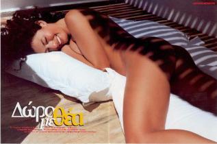 Η Δωροθέα Μερκούρη, η δική μας Bellucci στα πρώτα της γυμνά (ΦΩΤΟ) (13)