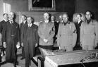 Η Ημέρα της Νίκης στην ΕΣΣΔ και τώρα στη Ρωσία εορτάζεται στις 9 Μαΐου σε αντίθεση με τη Δ Ευρώπη. Η Συνθηκολόγηση έγινε στις 11μμ ώρα Βερολίνου, δηλ. 1πμ της επομένης ώρα Μόσχας (17)