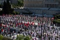 ΠΡΩΤΟΜΑΓΙΑ ΕΙΚΟΝΕΣ Ιστορικός εορτασμός των 75 χρόνων εν μέσω κορωνοϊού (2)