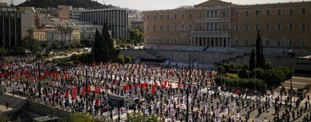 ΠΡΩΤΟΜΑΓΙΑ ΕΙΚΟΝΕΣ Ιστορικός εορτασμός των 75 χρόνων εν μέσω κορωνοϊού (14)