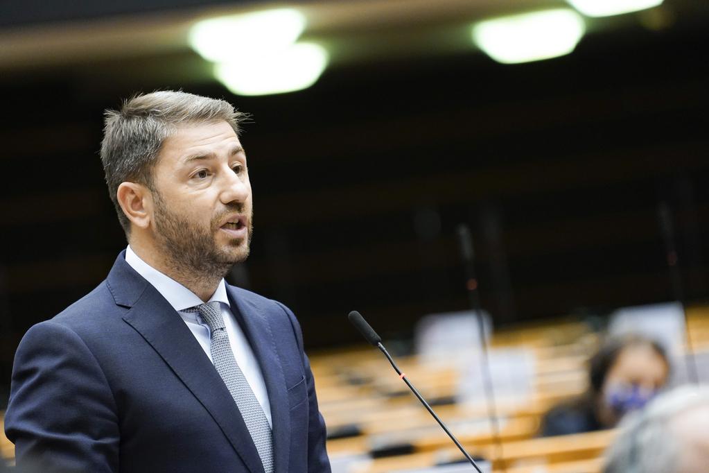"""Ανδρουλάκης: """"Να υπάρξει εμπάργκο όπλων στην Τουρκία – Συμμαχία με Γαλλία"""""""