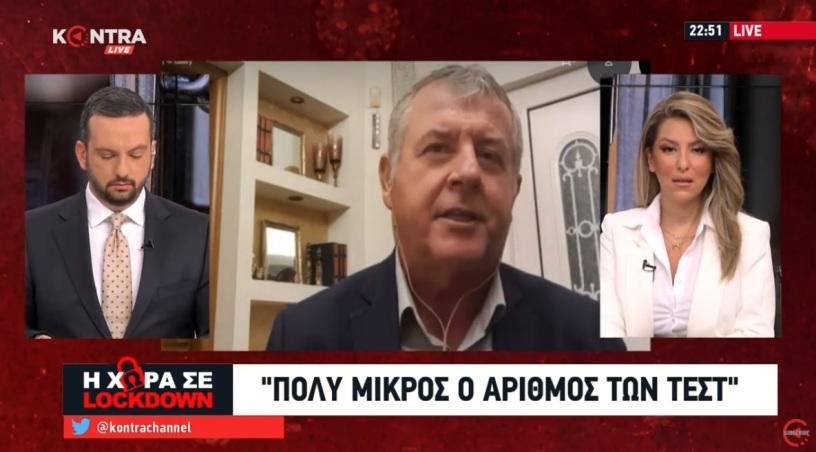 """Μιχάλης Γιαννακός: Απάντηση στο """"Υπόκοσμος του Διαδικτύου"""" του Μητσοτάκη"""